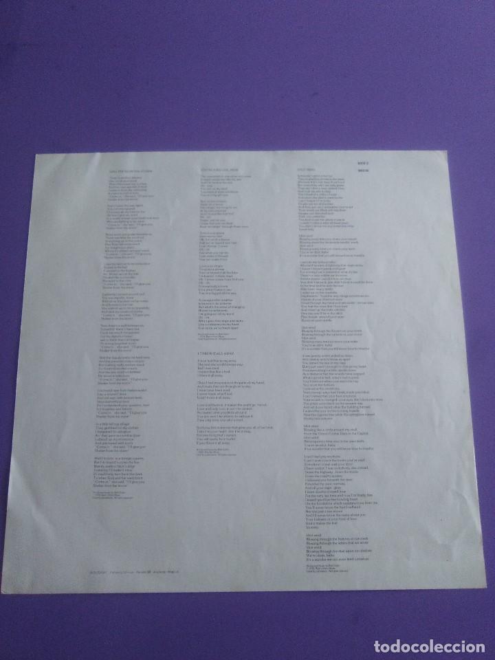 Discos de vinilo: BOB DYLAN - HARD RAIN. LP ORIGINAL SPAIN .S 86016. CBS RECORDS 1976 CON ENCARTE (LETRAS CANCIONES) - Foto 4 - 153592366
