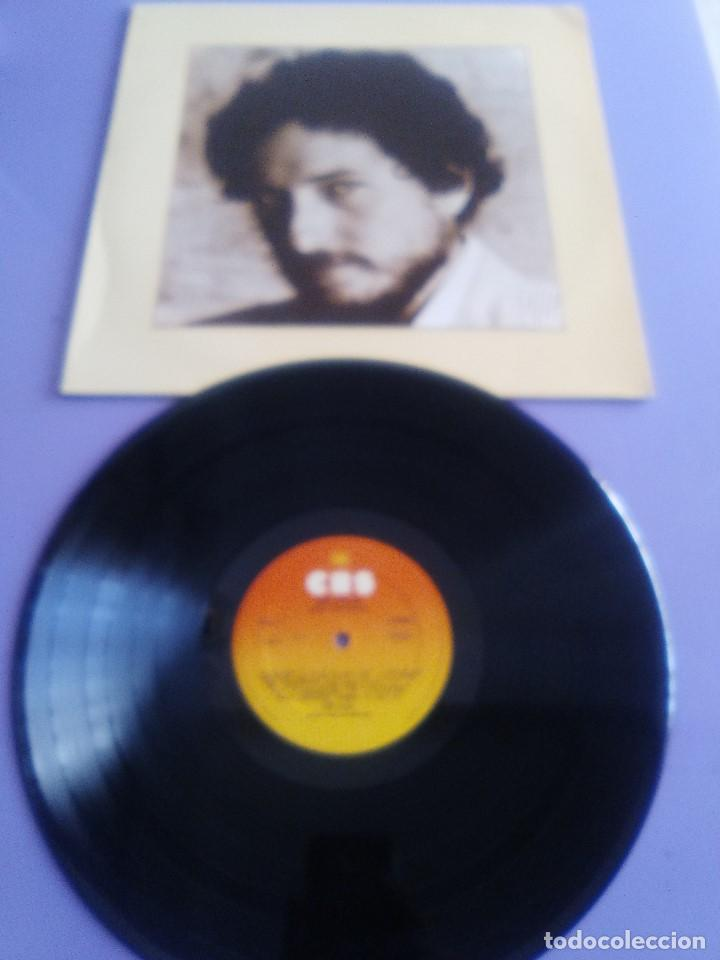 LP. BOB DYLAN - NEW MORNING - CBS 32267 . SPAIN 1883. (Música - Discos - LP Vinilo - Pop - Rock Internacional de los 50 y 60)