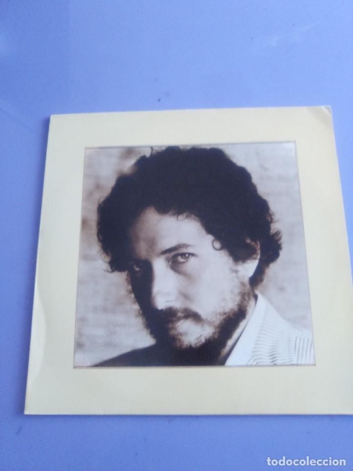 Discos de vinilo: LP. BOB DYLAN - NEW MORNING - CBS 32267 . SPAIN 1883. - Foto 2 - 153593902
