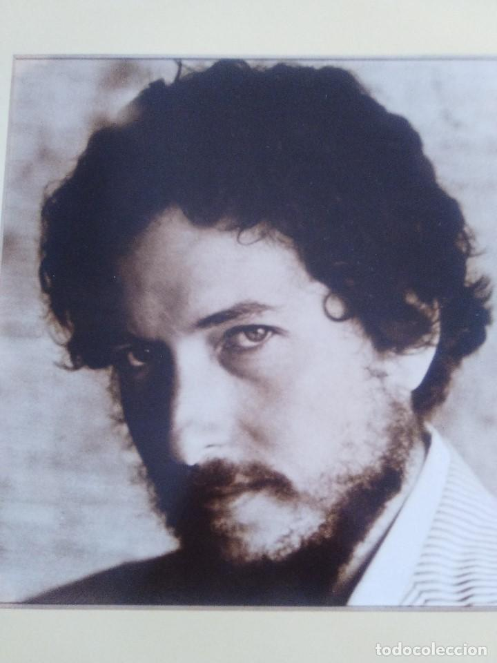 Discos de vinilo: LP. BOB DYLAN - NEW MORNING - CBS 32267 . SPAIN 1883. - Foto 3 - 153593902