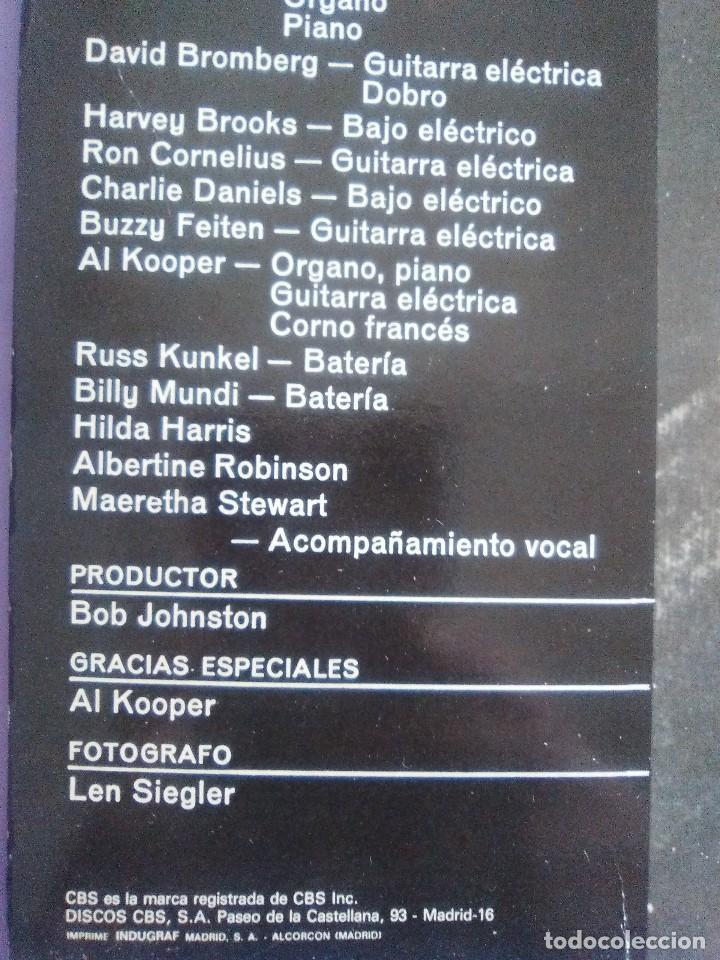 Discos de vinilo: LP. BOB DYLAN - NEW MORNING - CBS 32267 . SPAIN 1883. - Foto 9 - 153593902