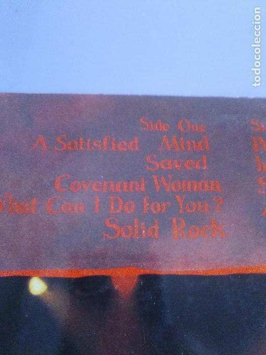 Discos de vinilo: LP BOB DYLAN SAVED.SPAIN AÑO 1980. CBS 86113. + ENCARTE + LETRAS. - Foto 5 - 153594586