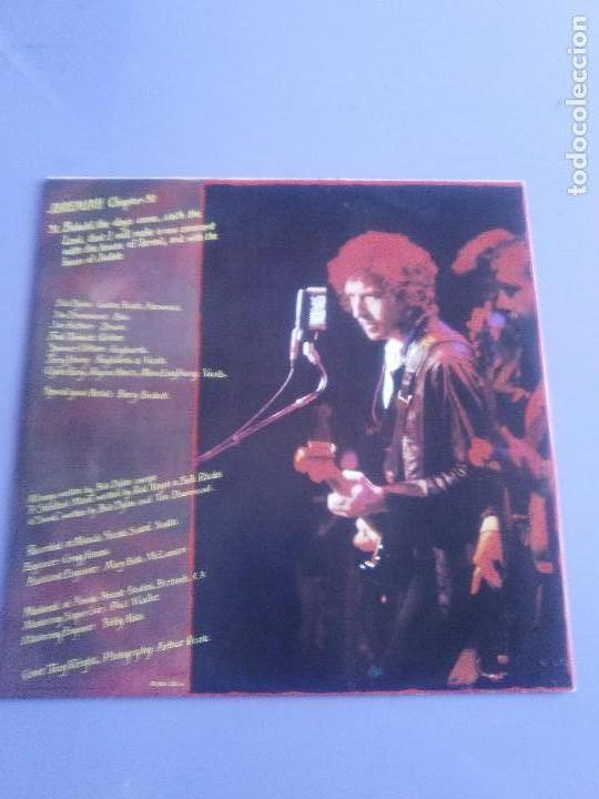 Discos de vinilo: LP BOB DYLAN SAVED.SPAIN AÑO 1980. CBS 86113. + ENCARTE + LETRAS. - Foto 7 - 153594586