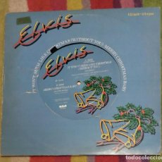 Discos de vinilo: ELVIS PRESLEY - IT WON'T SEEM LIKE CHRISTMAS (WITHOUT YOU) EP 12 PULGADAS 1979 ENGLAND. Lote 153638134