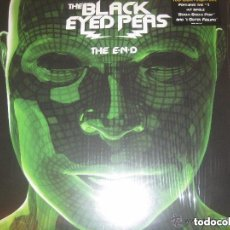 Discos de vinilo: THE BLACK EYED PEAS THE END 2LPS (2009-INTERSCOPE RECORDS) OG USA NUEVO. Lote 153679498