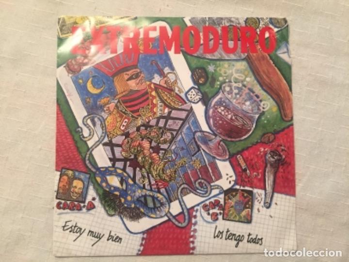 EXTREMODURO - ESTOY MUY BIEN (Música - Discos - Singles Vinilo - Grupos Españoles de los 90 a la actualidad)