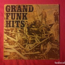 Discos de vinilo: GRAND FUNK RAILROAD. HITS. Lote 153700334