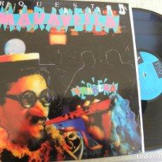Discos de vinilo: ORQUESTRA MARAVELLA VERBENA -LP 1992 -PICAP. Lote 153710726