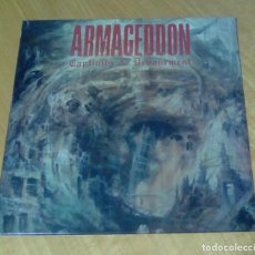 Discos de vinilo: ARMAGEDDON - CAPTIVITY & DEVOURMENT (LP 2015, LISTENABLE RECORDS POSH264) PRECINTADO. Lote 153715202