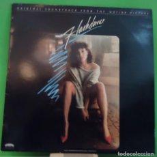 Discos de vinilo: LP VARIOUS – FLASHDANCE (ORIGINAL SOUNDTRACK FROM THE MOTION PICTURE) . Lote 153717226
