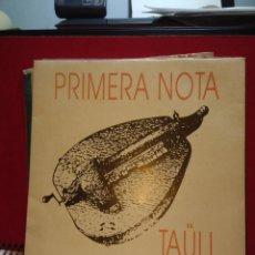 Discos de vinilo: EP TAÜLL (GRUP FOLK DE JORDI FABREGAS) : LA MULLER DEL GEPERUT + 2 . Lote 153726386