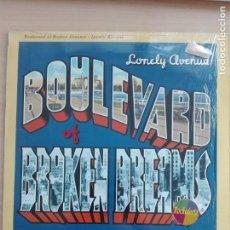 Discos de vinilo: MUSICA LP - BOULEVARD OF BROKEN DREAMS - LONELY AVENUE - 1986 IDIOT RECORDS 5239. Lote 153728198