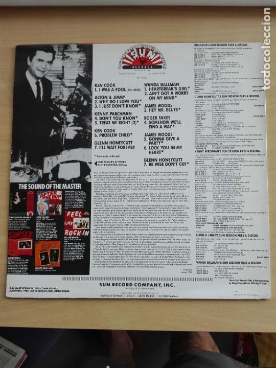 Discos de vinilo: MUSICA LP - MORE SUNDOWN ROCKERS - 1985 SERDISCO - Foto 2 - 153730690