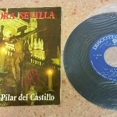 Discos de vinilo: TRES SINGLE VINILO SAETAS AÑOS 60/70. Lote 153732130