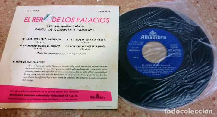 Discos de vinilo: TRES SINGLE VINILO SAETAS AÑOS 60/70 - Foto 6 - 153732130