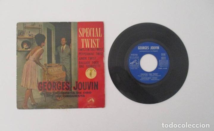 Discos de vinilo: TRES EP DE GEORGES JOUVIN Y SU ORQUESTA - Foto 2 - 153758742