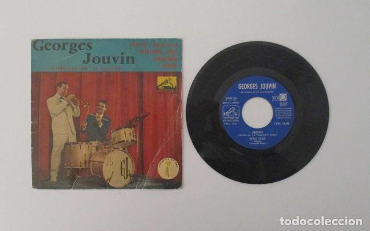 Discos de vinilo: TRES EP DE GEORGES JOUVIN Y SU ORQUESTA - Foto 4 - 153758742