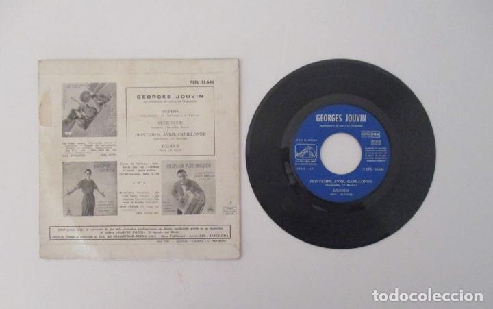 Discos de vinilo: TRES EP DE GEORGES JOUVIN Y SU ORQUESTA - Foto 5 - 153758742
