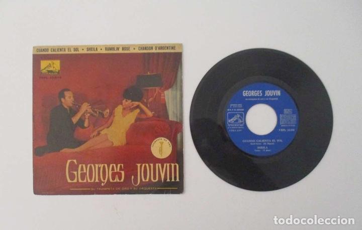 Discos de vinilo: TRES EP DE GEORGES JOUVIN Y SU ORQUESTA - Foto 6 - 153758742