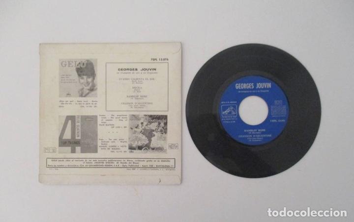 Discos de vinilo: TRES EP DE GEORGES JOUVIN Y SU ORQUESTA - Foto 7 - 153758742