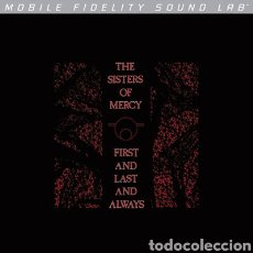 Discos de vinilo: SISTERS OF MERCY - FIRST AND LAST AND ALWAYS LIMITED EDITION. PRECINTADO. Lote 153779893