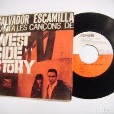 Discos de vinilo: SALVADOR ESCAMILLA. Lote 153796254