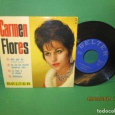 Discos de vinilo: CARMEN FLORES DILE QUE NO. Lote 153805310