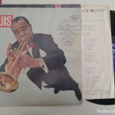 Discos de vinilo: LOUIS -LP LOUIS ARMSTRONG' 66-JAPAN. Lote 153806978