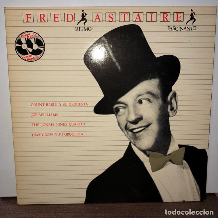 DISCO VINILO FRED ASTAIRE. RITMO FASCINANTE. (Música - Discos de Vinilo - EPs - Jazz, Jazz-Rock, Blues y R&B)