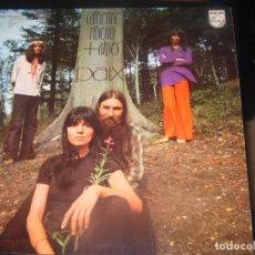 Discos de vinilo: CATHERIN RIBEIRO 2 LP PAIX LES BLUES DE PIAF. Lote 153816650
