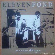 Discos de vinilo: ELEVEN POND - ASSEMBLAGE (LP VINILO). Lote 153826102