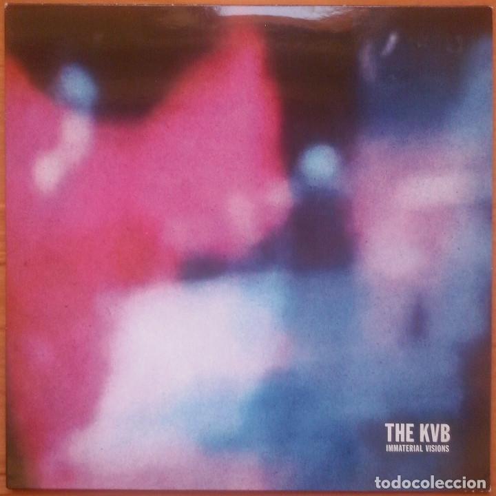 THE KVB - IMMATERIAL VISIONS (LP VINILO) (Música - Discos - LP Vinilo - Electrónica, Avantgarde y Experimental)