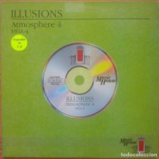 Discos de vinilo: RAY RUSSELL ‎– ILLUSIONS (ATMOSPHERE 4) (LP VINILO). Lote 153830742