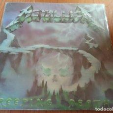 Discos de vinilo: METALLICA-CREEPING DEATH UK (ÉPOCA). Lote 153830958