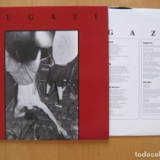 Discos de vinilo: FUGAZI: FUGAZI / MINOR THREAT, BLACK FLAG, BAD BRAINS, DEAD KENNEDYS, DESCENDENTS, CIRCLE JERKS.... Lote 153831262