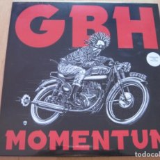 Discos de vinilo: GBH: MOMENTUM / DEAD KENNEDYS, THE EXPLOITED, DISCHARGE, THE ADICTS, BLACK FLAG, SEX PISTOLS......... Lote 153831738