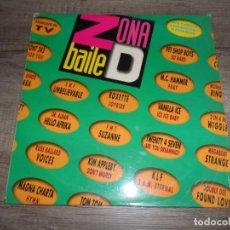 Discos de vinilo: ZONA DE BAILE (ZONA D BAILE). Lote 153848462