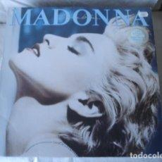 Discos de vinilo: MADONNA TRUE BLUE. Lote 153857346