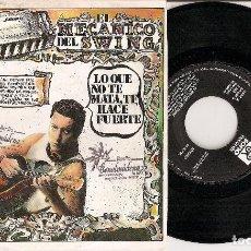 Discos de vinilo: EL MECANICO DEL SWING - SINGLE ESPAÑOL, SONO RECORDS 1992 -ROCKABILLY (COMPRA MINIMA 15 EUROS). Lote 153859258