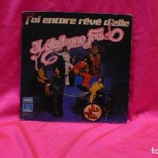 Discos de vinilo: IL ETAIT UNE FOIS -- J'AI ENCORE RÈVÉ D'ELLE / A 6000, PATHE 1975.. Lote 153873182