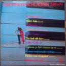 Discos de vinilo: VVAA. EUROVISIONSSCHLAGERN 1978-79. PLANET RECORDS (MOP 1001), SUECIA 1979 (LP EUROVISIÓN MUY RARO). Lote 153916986