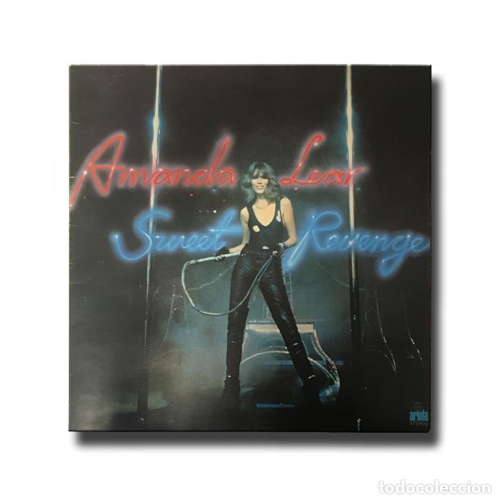AMANDA LEAR - SWEET REVENGE (Música - Discos - LP Vinilo - Techno, Trance y House)