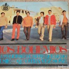 Discos de vinilo: LOS BOHEMIOS // LA FELICIDAD / EL BOTE QUE REMO / SUSIE-Q / OTRA VEZ SOÑE / 1967. Lote 153928450