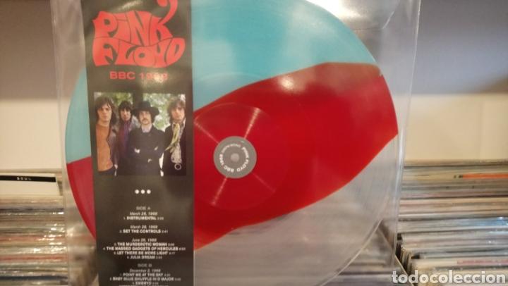 PINK FLOYD BBC 1968 - LP VINILO CON EFECTO DE FLUIDOS PSICODELICOS - EDICIÓN LIMITADA - NUEVO - (Música - Discos - LP Vinilo - Pop - Rock - Extranjero de los 70)