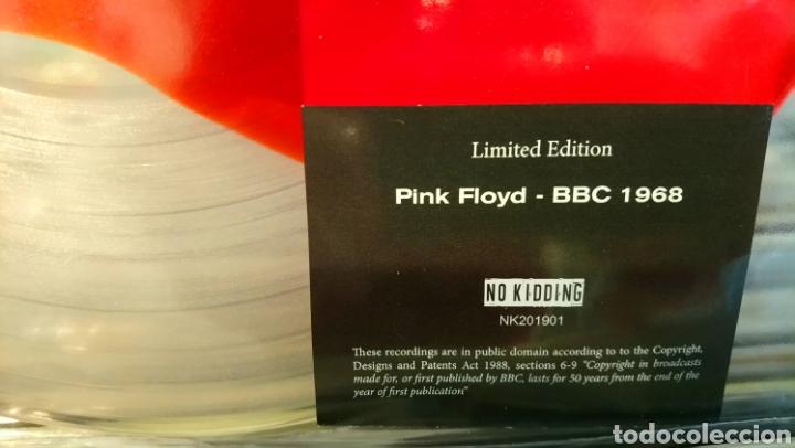 Discos de vinilo: Pink Floyd BBC 1968 - LP vinilo con efecto de fluidos psicodelicos - Edición limitada - Nuevo - - Foto 3 - 175543710