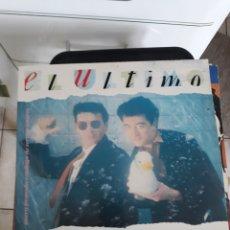 Discos de vinilo: VINILO EL ULTIMO DE LA FILA. Lote 153941448