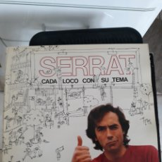 Discos de vinilo: VINILO, LP.SERRAT. Lote 153945913