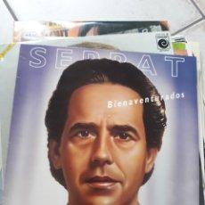 Discos de vinilo: VINILO SERRAT.BIENAVENTURADOS. Lote 153948258