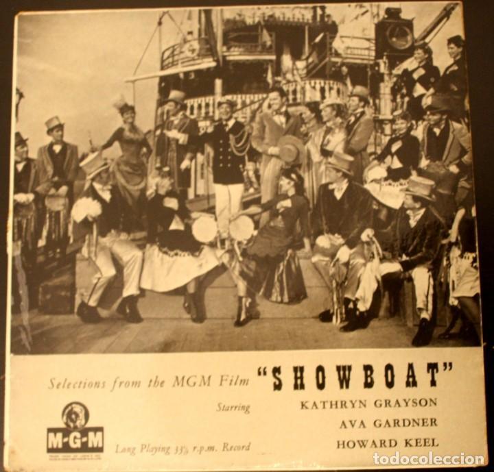 SHOWBOAT-MAGNOLIA LP DE 10 PULGADAS (Música - Discos - LP Vinilo - Bandas Sonoras y Música de Actores )
