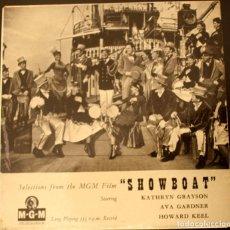 Discos de vinilo: SHOWBOAT-MAGNOLIA LP DE 10 PULGADAS. Lote 153955750